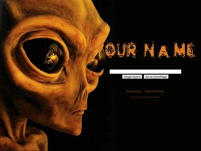 Alien Theme