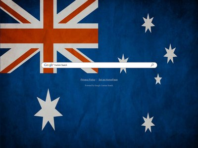 Flag of Australia Theme