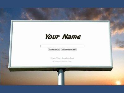 Billboard Ad Theme