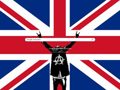 British Rock Theme