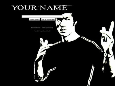 Bruce Lee Theme