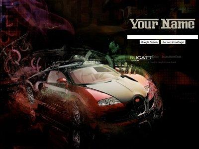 Bugatti Theme