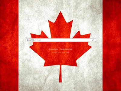 Flag of Canada Theme