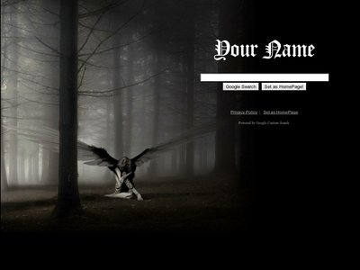 Dark Angel Theme