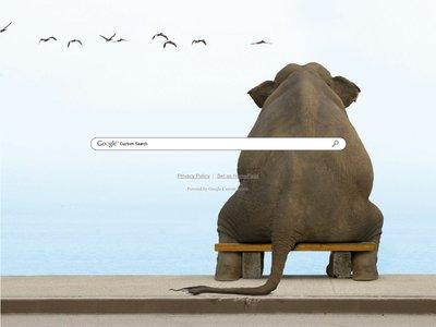 Relaxing Elephant Theme