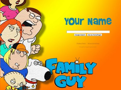Family Guy Theme