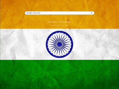 Flag of India Theme