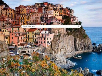 Italian Riviera Theme