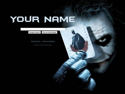 Joker - Heath Ledger Theme