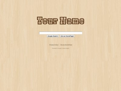 Light Wood Texture Theme