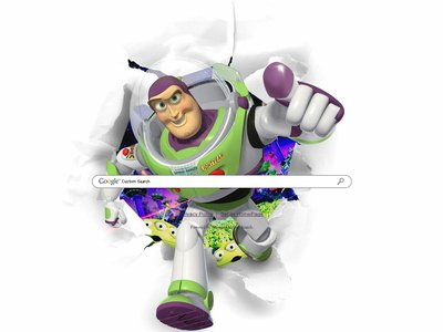 Buzz Lightyear Theme