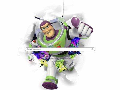 Buzz Lightyear Theme
