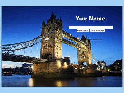 London Tower Bridge Theme
