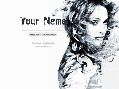 Madonna Theme