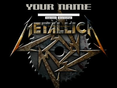 Metallica Theme
