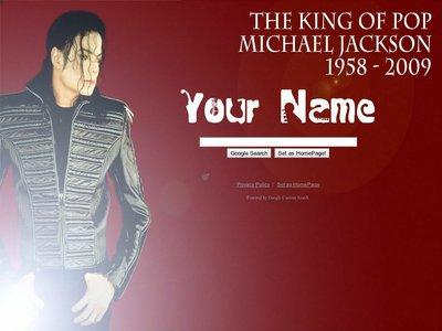 Michael Jackson RIP Theme