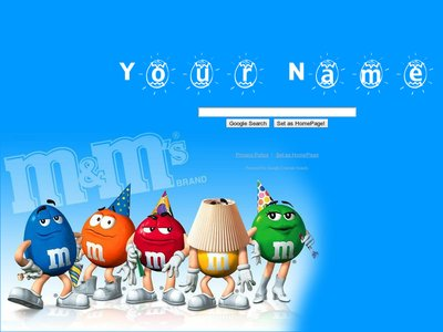 M and M Theme