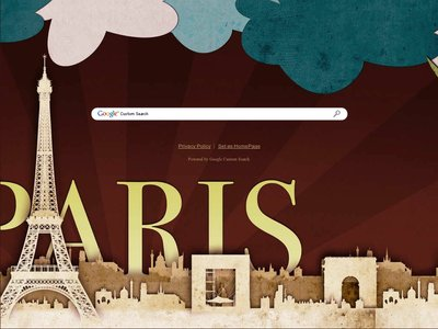 Paris Highlights Theme