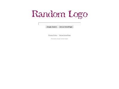 Random Logo Theme