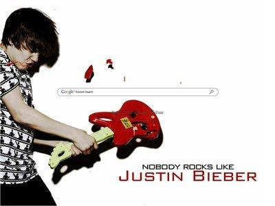 Rocking Bieber Theme