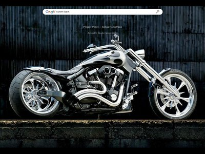 Sexy MotorBike Theme