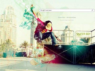Skater Boy Theme