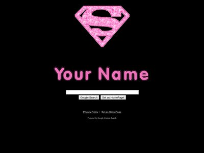 Super Girl Theme