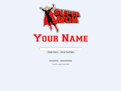 Super Mom Theme