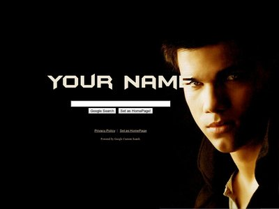 Taylor Lautner Theme