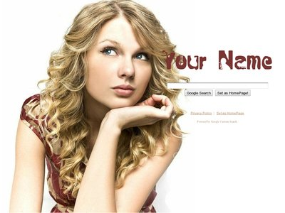 Taylor Swift Theme
