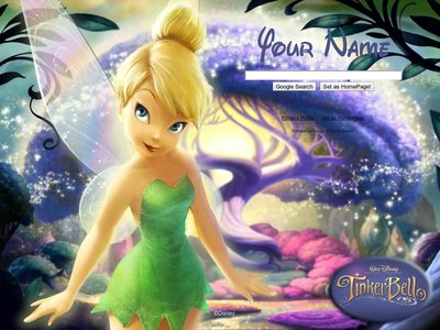 Tinker Bell Theme