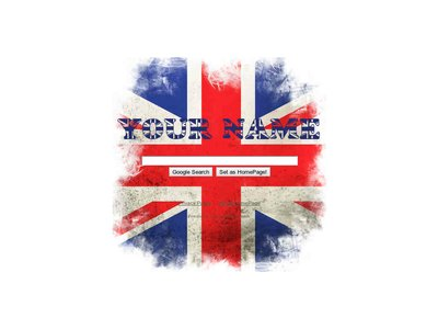 UK Flag Theme