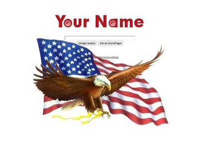 American Flag Theme