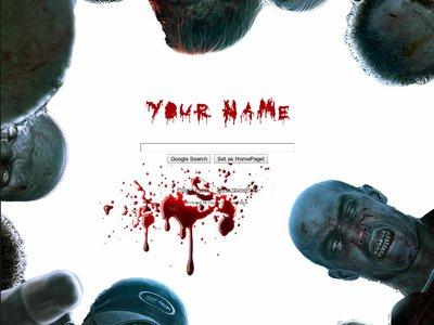 Zombies Theme